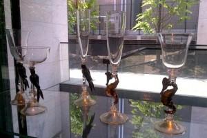 Aristide Najeanのグラス