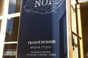 TRANOI展示会会場