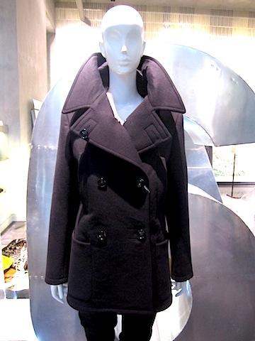 マルジェラのコート