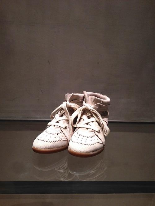 イザベルマランの限定の靴