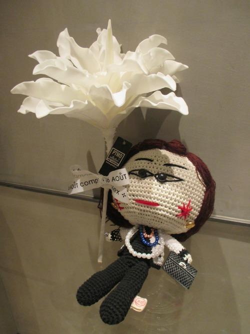 ムアムアの人形